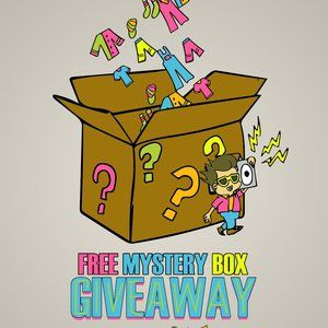 ❓📦 FREE MYSTERY BOX GIVEAWAYS 📦❓ 5 ITEMS EACH